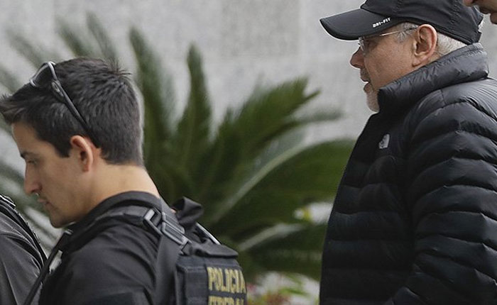 Arrestan a ex ministro brasileño vinculado con caso Petrobras