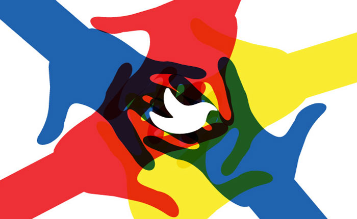 Cofavic: La paz también es un Derecho Humano