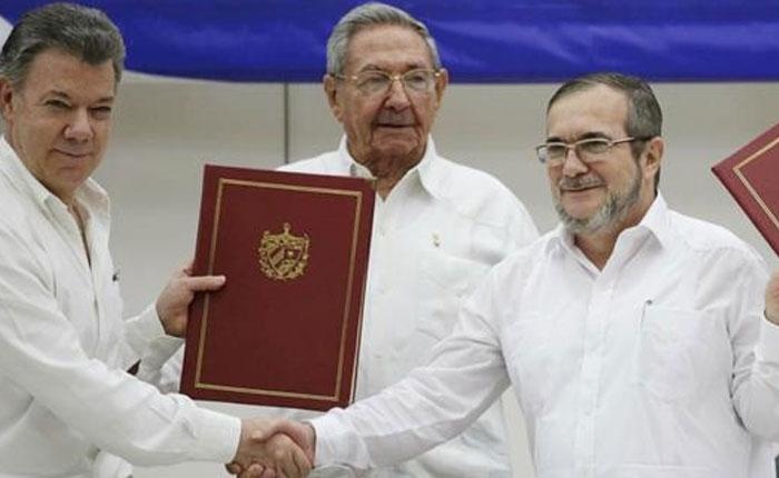 Todo listo para que las FARC le digan adiós a las armas
