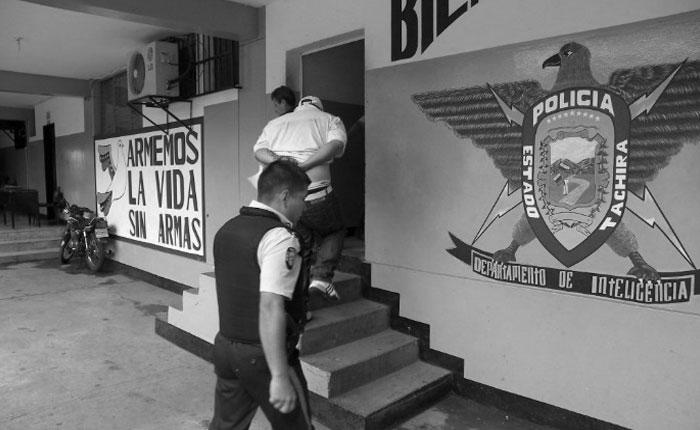 Secuestro en Politáchira, por Carlos Nieto Palma
