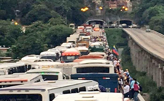 Abrirán paso por túnel La Cabrera cada 15 minutos
