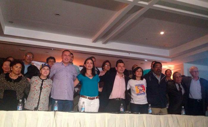 Representantes de 15 partidos de la MUD exigen que el Revocatorio sea este año