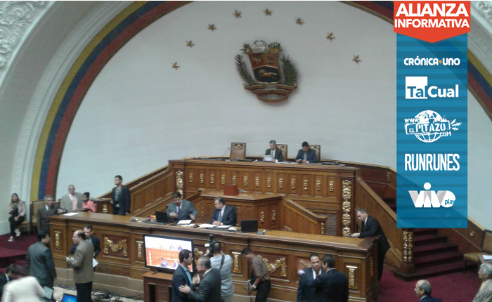 El día en que se aprobó el juicio a Maduro