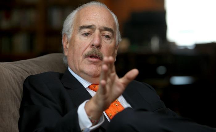 """Andrés Pastrana: """"Queremos un proceso de paz dentro de la legalidad"""""""