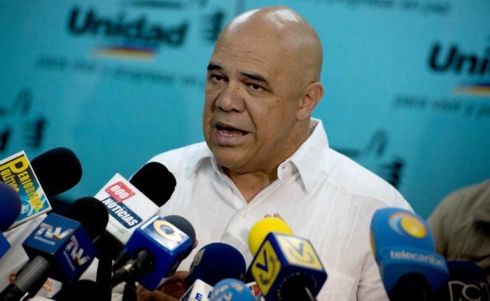 Chúo Torrealba: No acataremos sentencia del TSJ de recolección del 20% por estado, estamos en obediencia constitucional