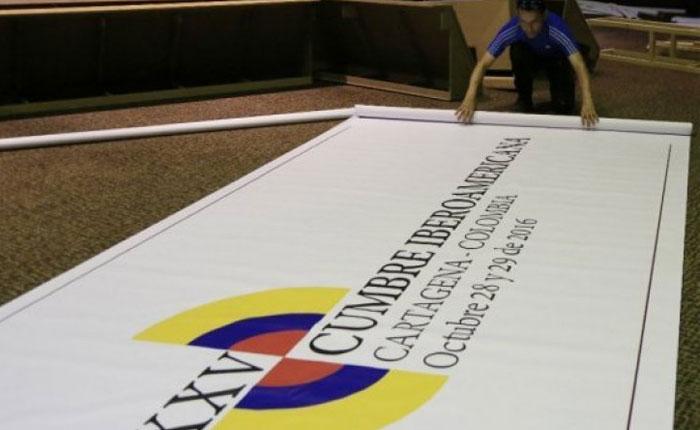 Crisis venezolana se cuela en agenda de la Cumbre Iberoamericana de Cartagena