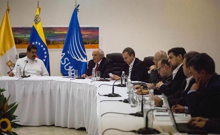 15 Partidos de la MUD entregaron carta a la Nunciatura ratificando que no están dadas las condiciones para el diálogo