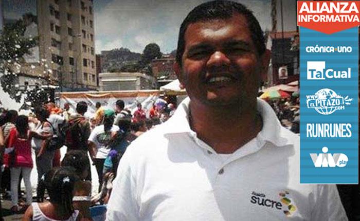 """Fallece el diputado Franklin Aguiar tras sufrir infarto en la """"Toma de Venezuela"""""""