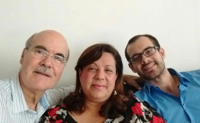 """Entrevista exclusiva│Padres de Francisco Márquez: """"Nos vimos sometidos a la extorsión de no declarar a cambio de que no torturaran a nuestro hijo"""""""