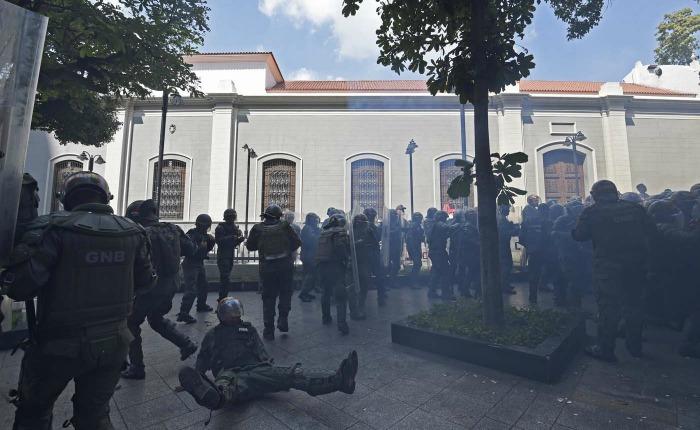 gnb-chavistas-enfrentamiento-an