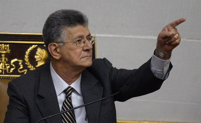 AN citó formalmente al presidente Maduro para el martes #1Nov