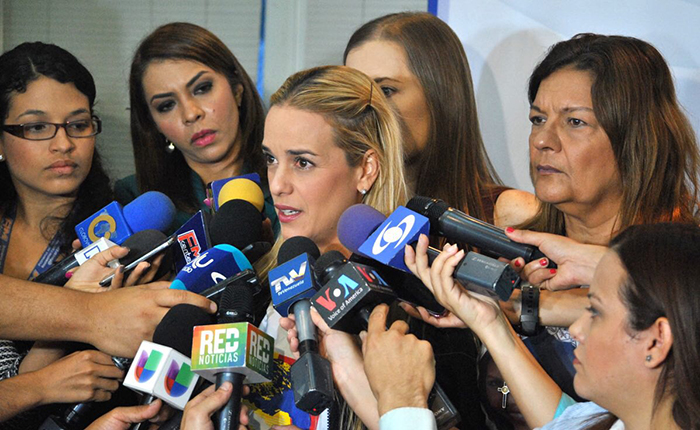 El caso de Lilian Tintori enfrenta a Venezuela con líderes europeos