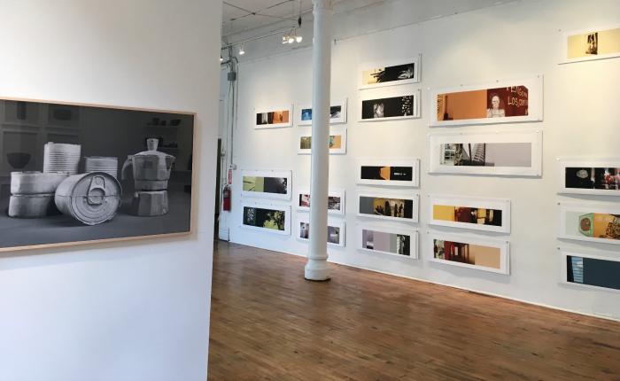 Dos artistas venezolanos exponen sus obras en Nueva York