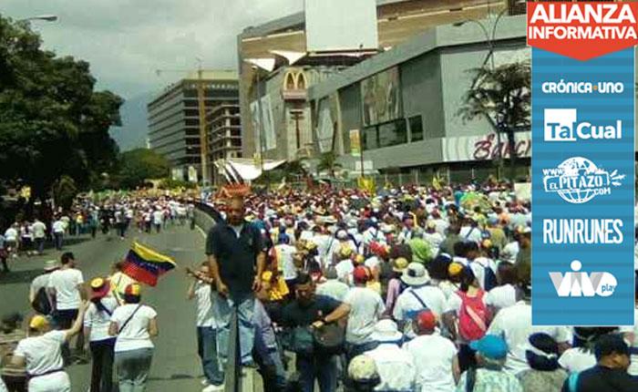 VIDEOS Por esto salen a marchar los venezolanos este #26O