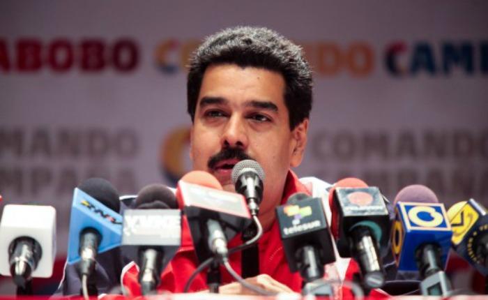 Maduro culpa a medios privados de la abstención en los comicios por no cubrir jornada