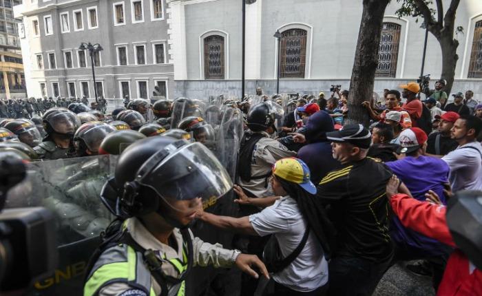Amnistía Internacional: La administración de Maduro está cruzando una línea muy delicada
