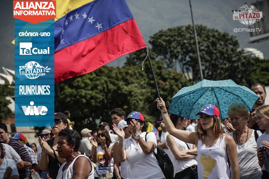 La Toma de Venezuela y la frustración de no llegar a Miraflores