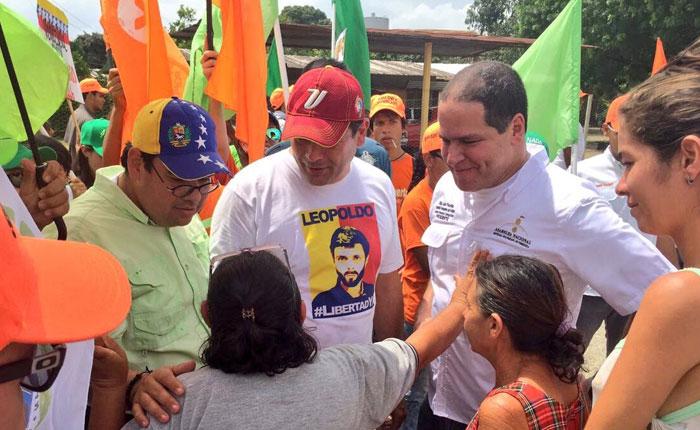 Luis Florido: Barinas ya no es de Chávez, menos de Maduro y exige RR 2016
