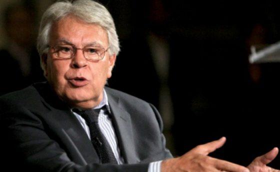 Felipe González cree que Venezuela está en el final del