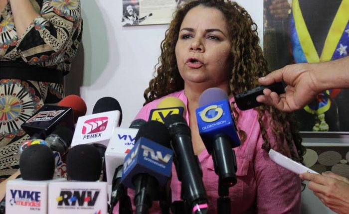 Iris Varela: Presumo que la Fiscal no leyó bien las sentencias