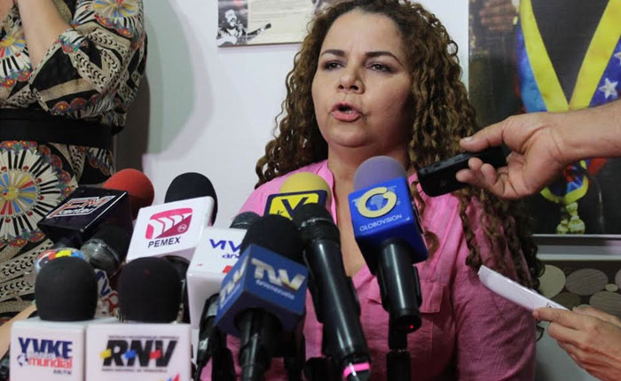 "Ministra Varela: ""No negociaremos con bandas criminales"""