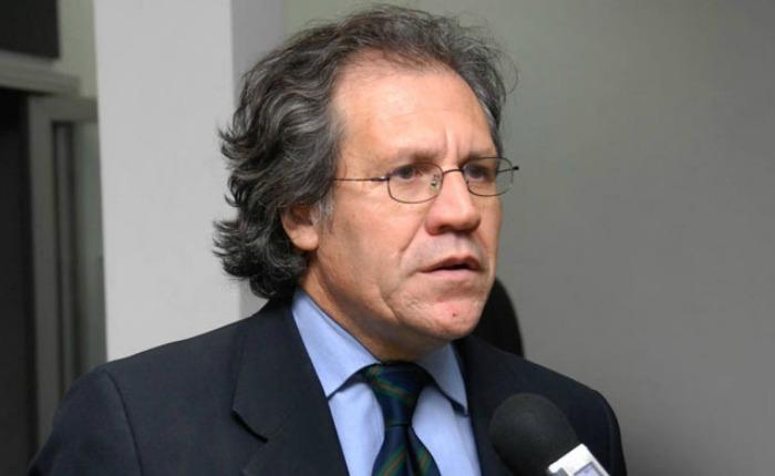 """Almagro pidió a mediadores del diálogo presionar por unas """"elecciones libres"""""""