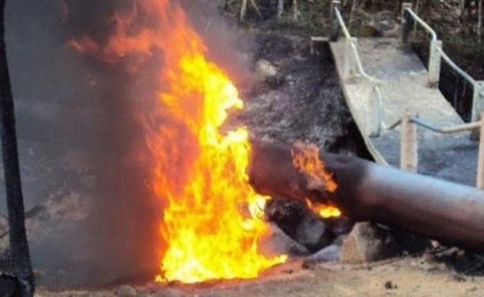 Guerrilla del ELN dinamitó oleoducto entre Colombia y Venezuela
