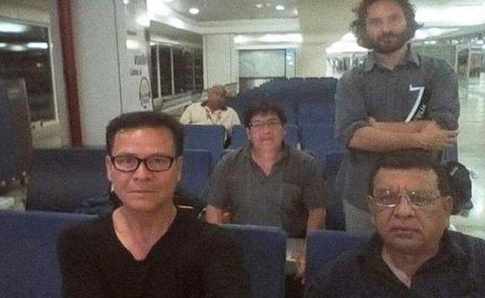 Regresan a Perú los 4 periodistas que no pudieron ingresar a Venezuela
