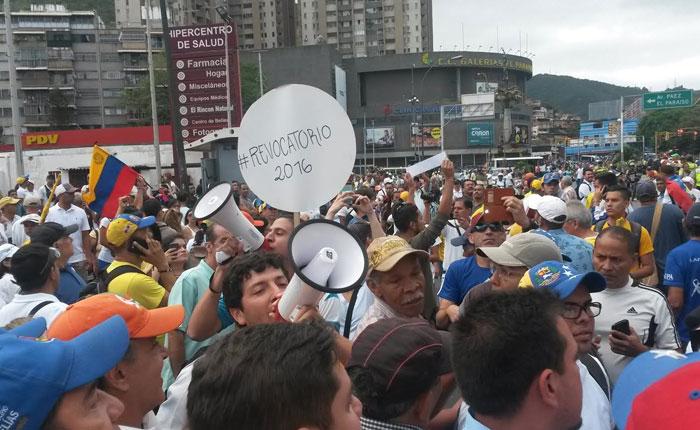 El revocatorio es encuentro y participación, por Roberto Patiño