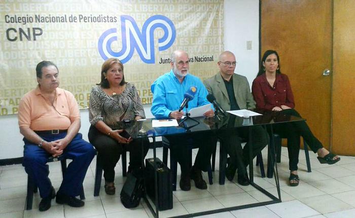 CNP: Gremio periodístico debería participar en el diálogo