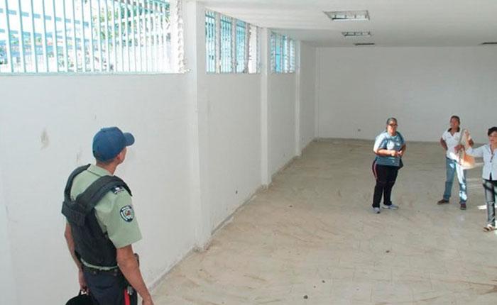 En menos de dos meses, delincuentes dejaron vacía sede del CNP en Nueva Esparta