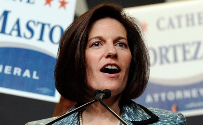 Demócrata Catherine Cortez es la primera hispana en el Senado de EEUU
