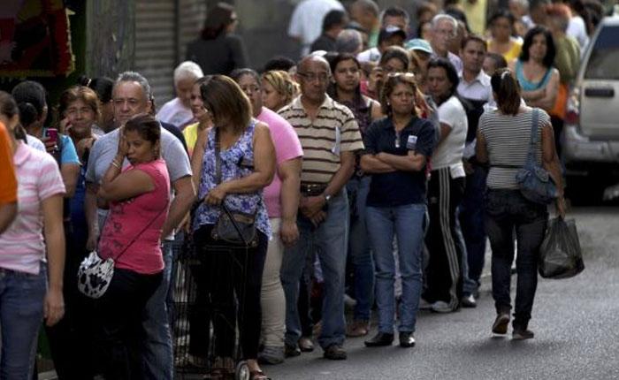 Venezuela es el ejemplo, el socialismo al final es esclavitud