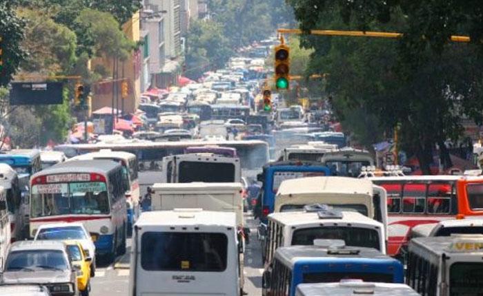Venezuela emite la misma cantidad de gases de efecto invernadero que Francia