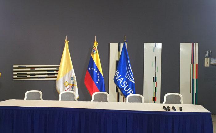 Internacional Democráta: El diálogo ha servido para dividir a la oposición