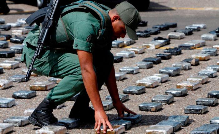Han incautado en Guárico 136 kilogramos de cocaína en 67 días