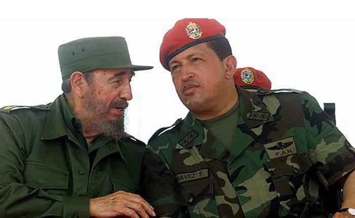 Venezuela fue el juguete de Fidel Castro, por Isaac Nahon-Serfaty