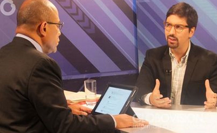 """Freddy Guevara: """"Si Maduro termina su período, entonces como oposición no hicimos las cosas bien"""""""