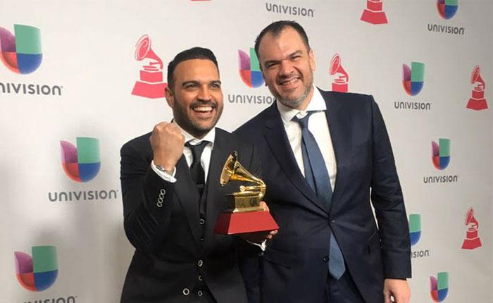 Guaco gana su primer Grammy Latino