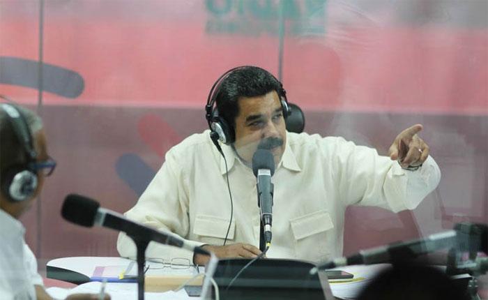 Las 6 perlas que lanzó Maduro durante la Instalación de los Consejos Productivos de los Trabajadores este #8Nov