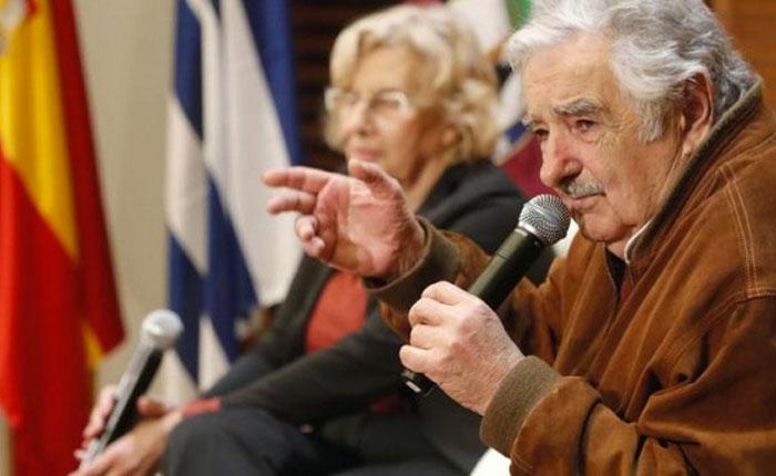 José Mujica expresó su solidaridad con Leopoldo López