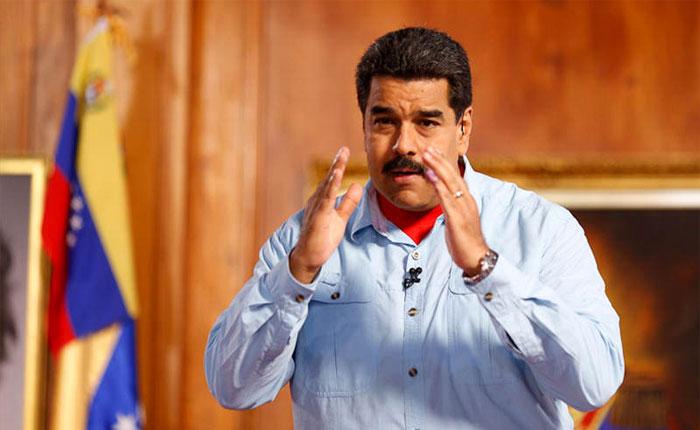 """Maduro: """"Se interpondrá demanda internacional contra Ramos Allup por insania mental"""""""