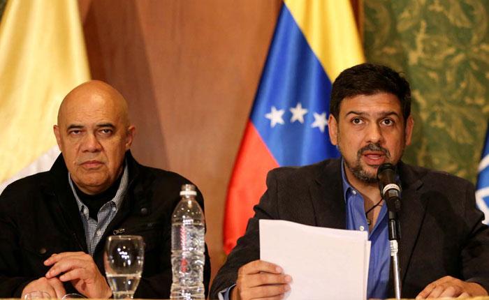 Ocariz responde a Jaua: Desde el primer días propusimos megaelecciones adelantadas