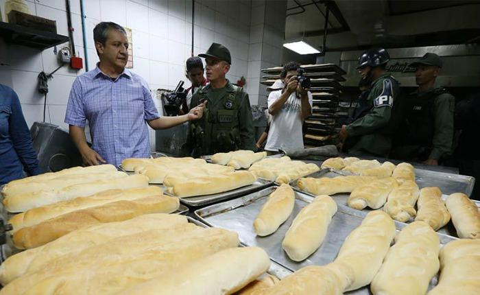 Atraem: Gobierno busca llevar a las panaderías a la quiebra