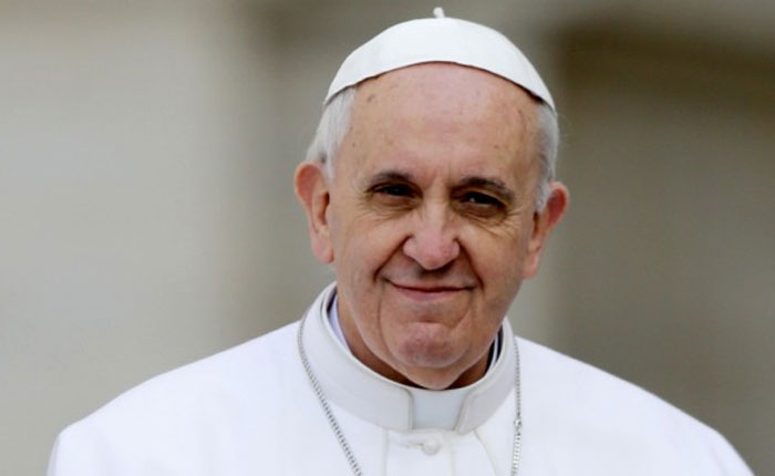Papa Francisco apuesta