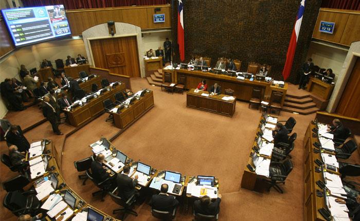 Senado de Chile apoya propuesta de suspensión de Venezuela de la OEA
