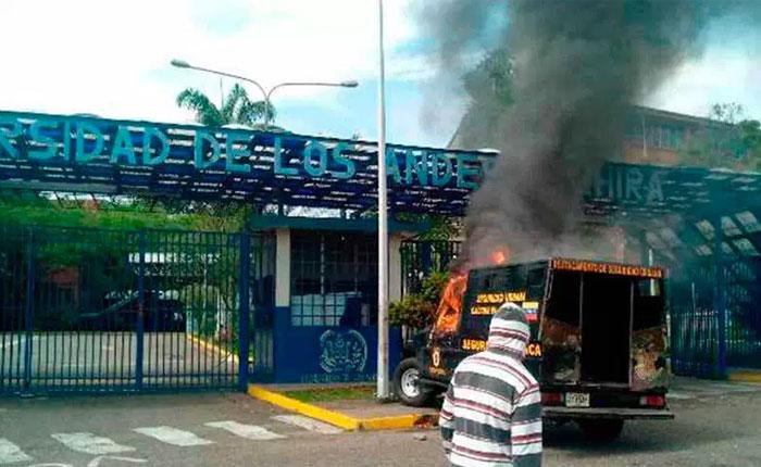 ULA Táchira suspendió todas sus actividades hasta nuevo aviso tras hechos violentos