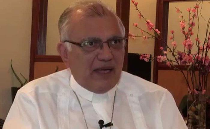 Baltazar Porras: Iglesia no está con la oposición, sino con la gente