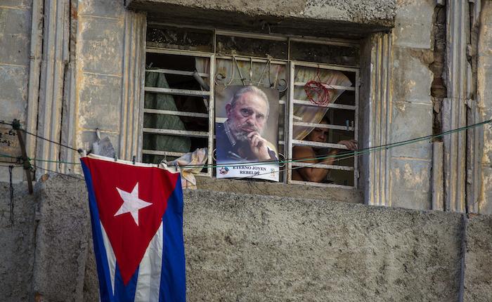 Prohíben uso de nombre de Fidel Castro en espacios públicos de Cuba