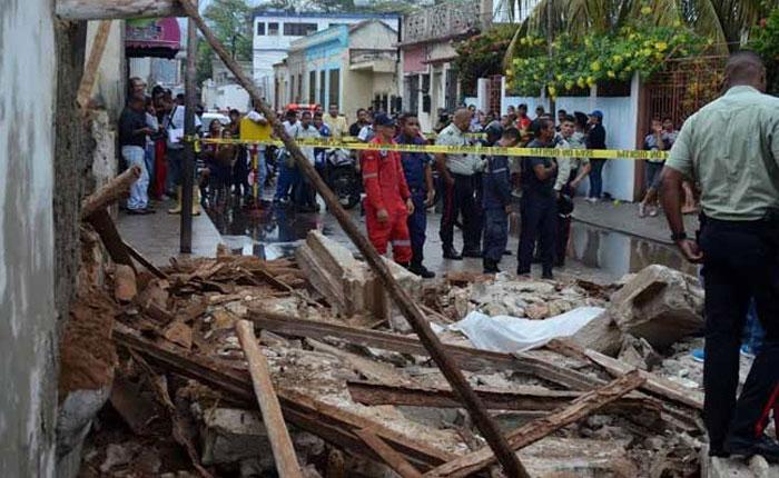 Más de 800 familias afectadas por lluvias en Puerto Cabello
